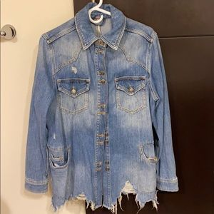 free people Moonchild jacket (small)